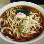 ふたばや - かけ2.5(ラーメン丼)