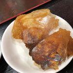 中国料理 金春新館 - セット餃子