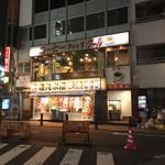クール -  歌舞伎町一番街のどん詰まり、ゴジラの脇を通り抜けると現れる。