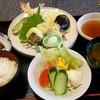 阿山茶屋 - 料理写真:天ぷら定食