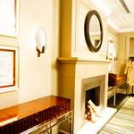 セント レジス ホテル - 暖炉のあるお部屋
