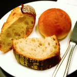 セント レジス ホテル - バンケット専用に焼き上げたパン