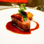 セント レジス ホテル - 仔牛のソテー