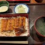 あめや - 料理写真:特上鰻重