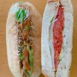 はらぺこ屋 - 焼きそばパンとサンドイッチ
