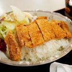 日本海食堂 - カツもとっても美味しそう♪