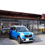 日本海食堂 - 富山の昭和のスポット「日本海食堂」。