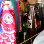 日本海食堂 - 瓶のファンタを飲んでた世代です。
