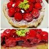 ル・ロックル - 料理写真:ラズベリーのパイタルト