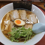 魚介ラーメン武蔵 - 料理写真: