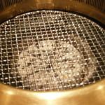 焼肉問屋 牛蔵 - ロースター