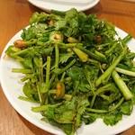 118890064 - 老虎菜 (パクチーときゅうりのサラダ)