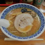 見聞録 - 味玉醤油ラーメン(\700)
