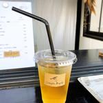 コンジェペイエ - りんごジュース250円