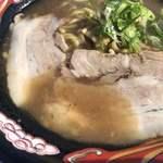 豚の骨 - チャーシュー(松戸モリヒロフェスタ「真ラーメン祭り絆」)