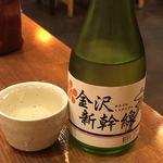 水道橋酒場 多喜乃や - 見たことのない石川の地酒