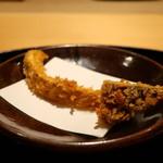 118902913 - 丹波の松茸のフライアップ