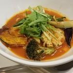 トマト麺 Vegie - トマト麺