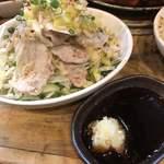江古田ホルモン - ガツ刺し 大蒜醤油