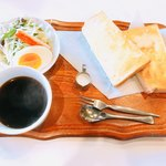 フローレンス - 料理写真:モーニングA500円