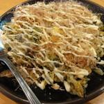 豚珍館 - 高菜ライス