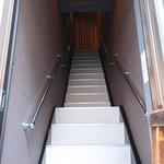 118910919 - 入口の階段