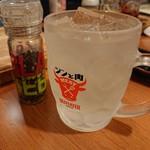 やきにくやさん - 2019年10月 ジントニ!!