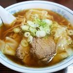 118917264 - ワンタン麺(910円)