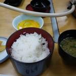 乃ざ喜 - 肉鍋牛定食