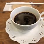 Cat Cafe てまりのおうち - コーヒー450円(税別)