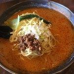 坦々麺 燐 - 肉味噌少な過ぎやろヒイィィィ!!!!(゚ロ゚ノ)ノ ¥850ってね…