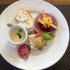 パッパーレ - 料理写真:●パスタランチ 2,000円 前菜の盛り合わせ