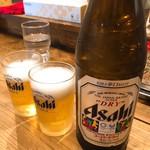 井田商店 - ドリンク写真:瓶ビール 500円