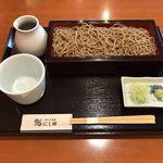 手打ち蕎麦 にし田 - 料理写真: