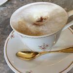 118924516 - ウインナーコーヒー、いやヴィーナメランジュです