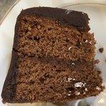 118924536 - ケーキの断面です