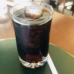 サロンドカフェアンジュ  - アイスコーヒー