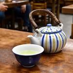 高木屋老舗 - 緑茶@サービス