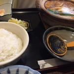 118927315 - 味噌煮込み定食