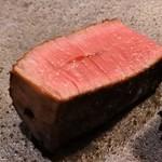 神戸炉釜工房 - 神戸牛シャトーブリアン