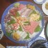 千成鮨 - 料理写真:刺身 皿盛り