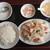 大連食府 - 2019年10月 日替ランチ B1:鶏肉と山芋炒め 750円