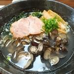 118932198 - 蜆の潮麺