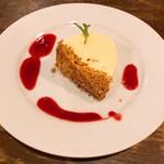 タルボット - レアチーズケーキ