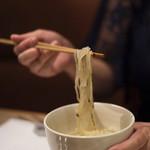 近江うし 焼肉 にくTATSU - 冷麺