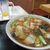 健康中華料理餃子軒 - 料理写真:五目刀削麺セット750円。野菜が美味しい。