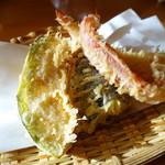 蕎麦屋 慶徳 - 天種