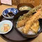 天丼専門店 FLOUR - 料理写真: