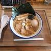 Omotenashi Noodles よこじ - 料理写真:特製 背脂煮干そば