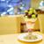 京橋千疋屋 - 料理写真:2種のぶどうのパフェ(2484円)
